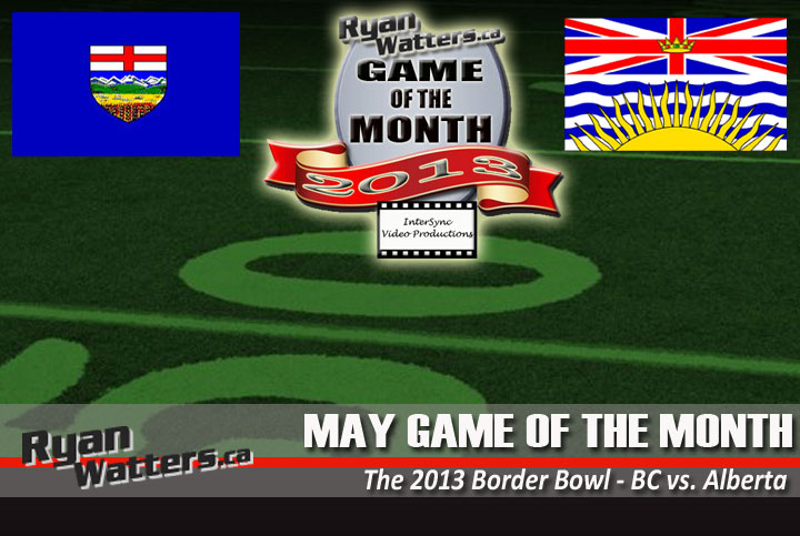 WATCH May Game of the Month