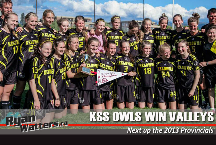 KSS Owls Win Soccer Valley Championship
