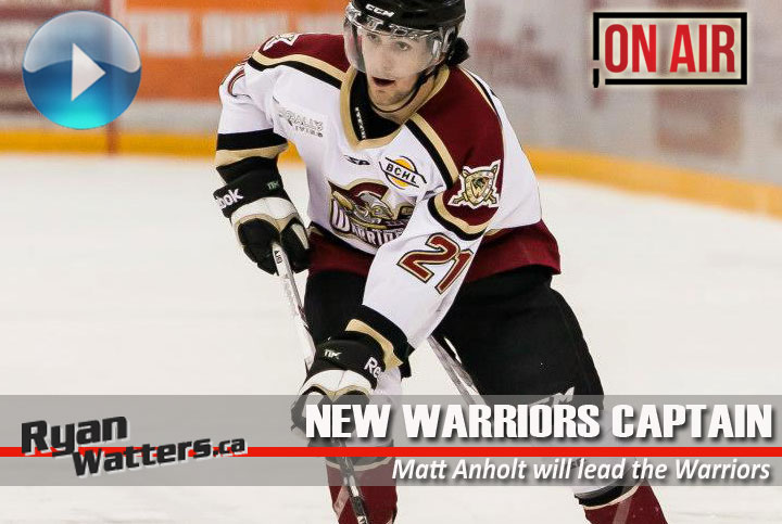 New West Kelowna Warriors Captain