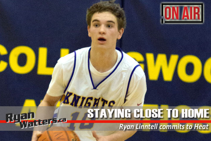 Linntell Staying Close To Home